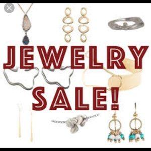 Jewelry - BOGO JEWELRY SALE